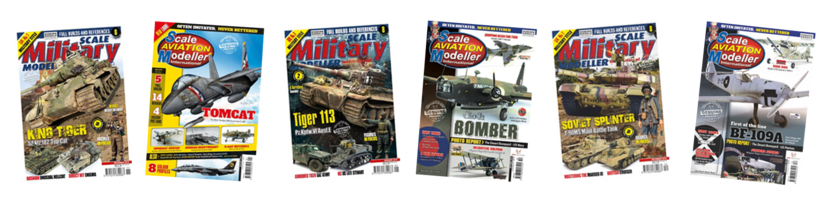 sam publications modeller magazine aviation military